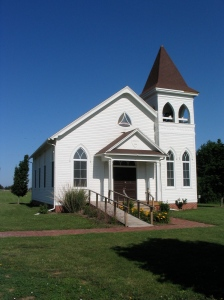 Liberty Church © Prairie Land Heritage Museum Institute, 2014.